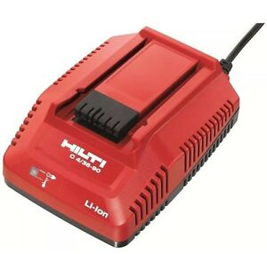 Hilti C 4 36 90 Battery Charger For Cordless Tool Brand New