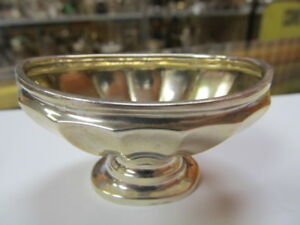 Frank Whiting Sterling Silver Footed Salt Cellar 5110 Finely Made Xlnt Cond