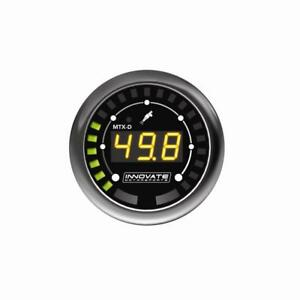Innovate 3917 Mtx d Fuel Pressure Gauge 0 145 Psi 10 Bar With Low Press Warning