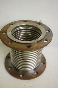 Expansion Joint 6 Inch Flange Carbon stainless Steel 9 3 Oal Class 150