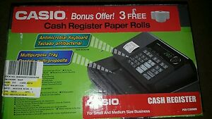 Casio Pcrt 280 Cash Register