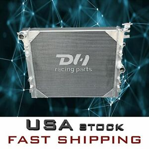 For 3row Aluminum Radiator 2007 2015 08 14 Jeep Wrangler Jk 3 6l 3 8l V6 Engine