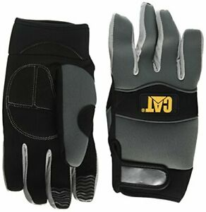 Cat Gloves Safety Cat Cat012213j Extra large Clarino Water Reistant Gloves