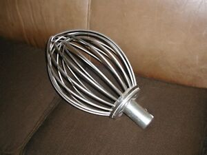 Hobart Legacy Dwhip hl60 6908222 Stainless Steel Wire Whip For Mixer Whisk