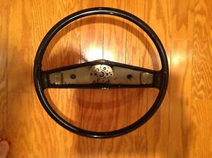 1969 1970 1971 1972 Chevelle Super Sport Steering Wheel Original Gm