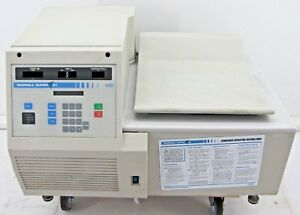Sorvall Super T21 Centrifuge Model St 21 With Sl50t Rotor 21 000 Rpm Max