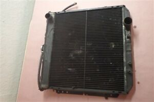 1965 1966 Ford Fairlane 289 302 Sbf Radiator 1966 Falcon At