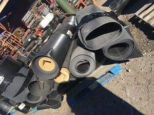 Pallet Full Of New Surplus Conveyor Belts Diff Sizes Price Is Per Pallet 5