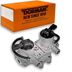 Dorman Secondary Air Injection Check Valve For Toyota Sequoia 2008 2017 5 7l Pr