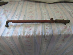 Farmall Tractor A Super A 100 130 140 Tie Rod Part 48279dxb End 48280db 2