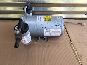 Gast Manufacturing Corp 0322 v125 g558dx Rotary Vane Vacuum Compressor Pump