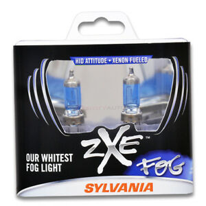 Sylvania Silverstar Zxe Front Fog Light Bulb For Ford Excursion F 350 Super Kj