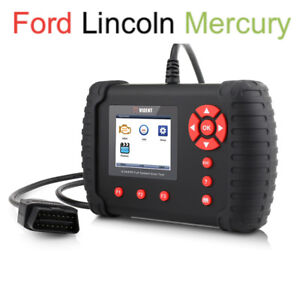 Ford Lincoln Mercury Diagnostic Scanner Code Reader Vident Abs Srs Dpf Scan Tool