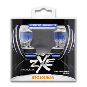 Sylvania Silverstar Zxe High Beam Low Beam Headlight Bulb For Eagle Summit Bc