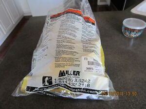 Miller Full Safety Harnesses And Body Belts 3kn15