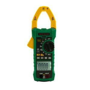 Mastech Ms2115a True Rms Ac Dc Clamp Meter Non contact Voltmeter Function 1 6f22