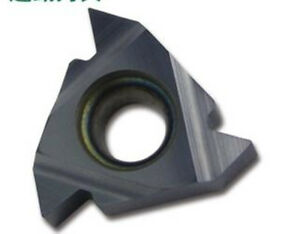 Iso 11nr1 25iso Dp220 Standard External Thread Inserts 10pcs Currency Iscar Sand