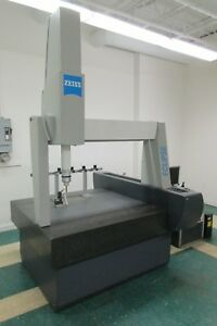 Zeiss Eclipse Coordinate Measuring Machine Used Am15895