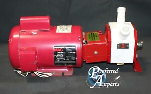 New Flex i liner Thermoplastic Sealless Self Priming Pump With Mac Motor