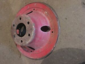 Farmall International Tractor Water Pump Pulley 806 1206 856 1256