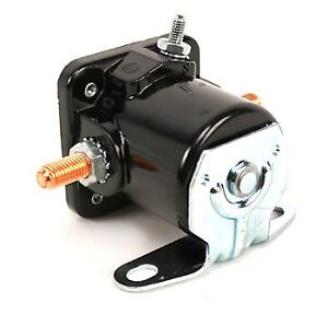 Starter Solenoid For Meyer Western Snow Plow Hydraulic Pump Motor