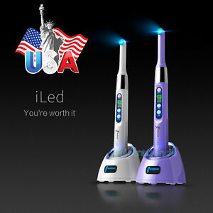 Original Woodpecker I Led Dental Curing Light 1 Second Cure Lamp 2300mw cm2