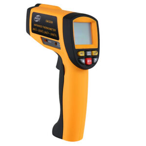 Handheld Temperature Gun Infrared Thermometer Gm2200 200 2200 392 3992