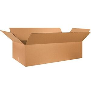 Boxes Fast Bfhd482412dw Double Wall Corrugated Heavy duty Cardboard Boxes 48