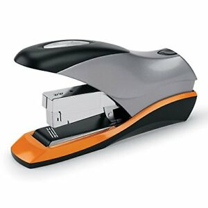 Swingline Stapler Optima 70 Desktop Stapler 70 Sheet Capacity Reduced Silver