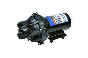 Everflo 3 0 Gpm 12v Diaphragm Pump Boxed With Quick Attach Ports