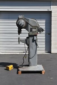 National Rivet Machine Model 600