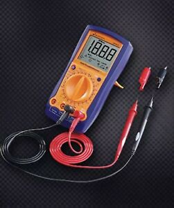 Actron Cp7677 Automotive Troubleshooter Digital Multimeter Engine Analyzer New
