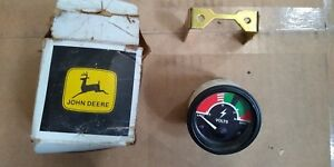 At104767 Oem Nos Voltmeter Gauge For John Deere 444d 544d 643 d 644d 653e
