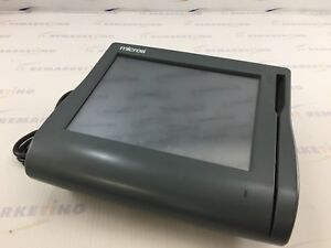 Micros Workstation 400714 001 4 Lx Point Of Sale Pos 12 1 Touchscreen Terminal