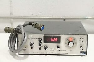 Applied Electrochemistry S 3a Oxygen Analyzer Ametek
