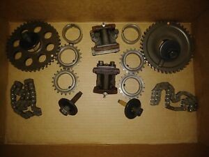Ford 4 6 5 4 Mustang cobra mach 1 32 Valve Camshaft Sprockets Chains And More