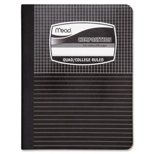 Mead Composition Book special Ruled 100 Shts 9 3 4 x7 1 2 be me Case Pack 9