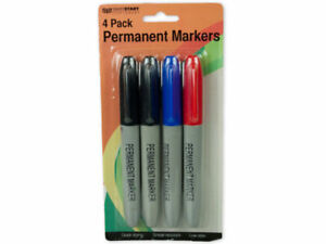 Sterling Permanent Markers Set