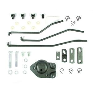 Hurst 3734297 Comp Plus Shifter Install Kit Saginaw 4 Speed Type 441 Chevelle
