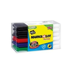 Avery Consumer Products Dry erase Markers Bullet Tip 24 pk Asst Case Pack 2
