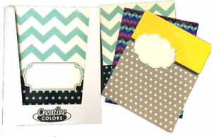 2 Pocket Laminated Folder Printed W Text Bubble Case Pack 48