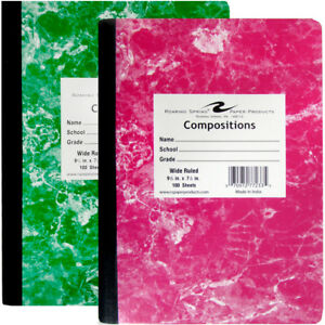 Roaring Springs Composition Notebook Case Pack 48