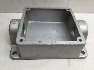 Crouse Hinds Ajc56 Condulet Explosion Proof Box