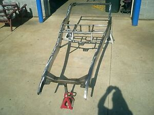 1934 Ford Perimeter Frame Hot Rod Street Rod Project 34 Rat Rod Roller