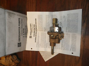 Oberdorfer N1000 Rs3 Gear Pump new No Box