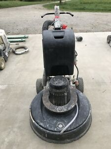Htc 800 Hd Classic Concrete Floor Grinder Polisher