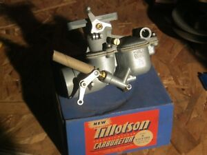 1929 1934 Ford Carburetor Tillotson