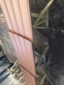 50 Sheets3x14 Brand New Metal Roofing Panels Copper Color