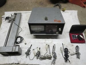 Sigma Size 5 Measuring System Metrology Electronic Inspection Equipment Vintage