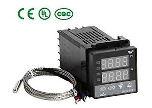 Xmtg 808 Intelligence Pid Temperature Control With Multi Purpose Input And K